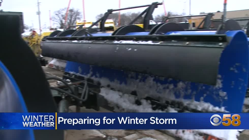Homeowners, cities preparing for winter storm